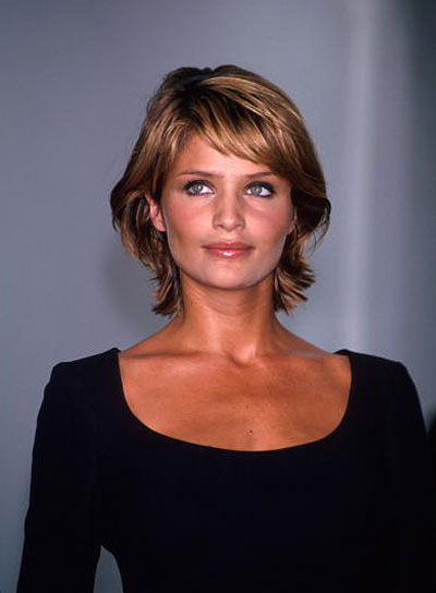 Short, Shag Hairstyles with Bangs - Beauty Riot