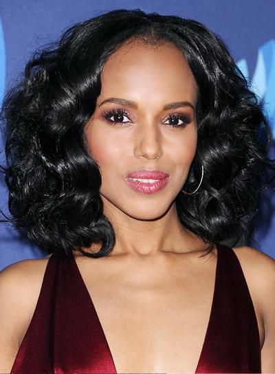 Medium, Curly, Black Hairstyles - Beauty Riot