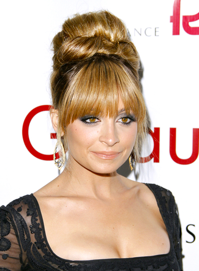 Updo Party Hairstyles : Long updos for parties beauty riot