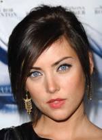 Short, Straight, Formal Hairstyles
