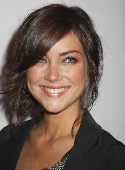 Short Hairstyles for Fine Hair and Heart-Shaped Faces ...