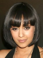 Short, Sophisticated Hairstyles for Thick Hair