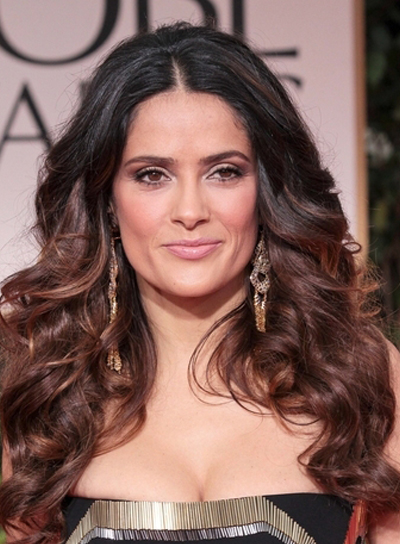 Long, Formal Hairstyles for Thick Hair - Beauty Riot