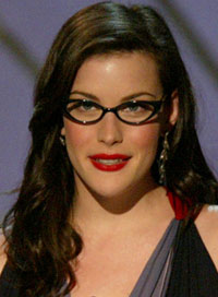 Incredible File 45 6344 Hot Frames Face Shape Liv Tyler 14 Beauty Riot Natural Hairstyles Runnerswayorg