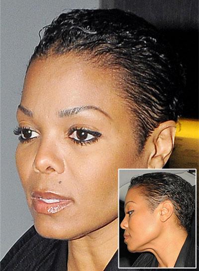 Short black hairstyles for coarse hair beauty riot janet jackson short black edgy hairstyle urmus Choice Image