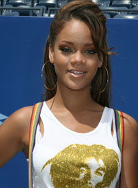 Rihanna Style Evolution Girl Next Door