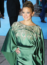 Clothes for Blondes Kate Hudson