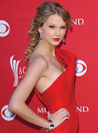 Clothes for Blondes Taylor Swift