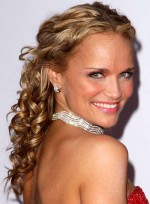 Long, Wedding Hairstyles for Oblong Faces
