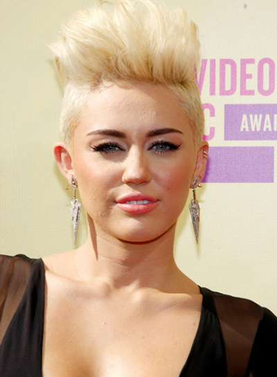 Short Funky Blonde Hairstyles Beauty Riot