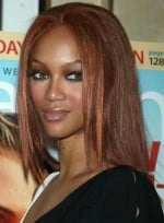 Medium, Red Hairstyles for Oblong Faces
