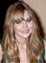 Hairstyles with Highlights and Bangs