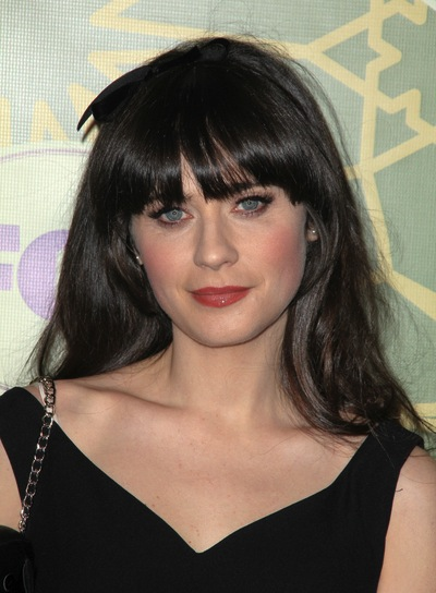 Admirable Thick Hairstyles With Bangs Beauty Riot Short Hairstyles Gunalazisus