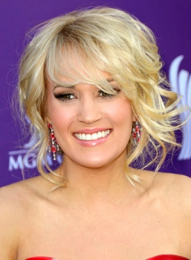hair style for boys file 5828 carrie underwood tousled updo 6367