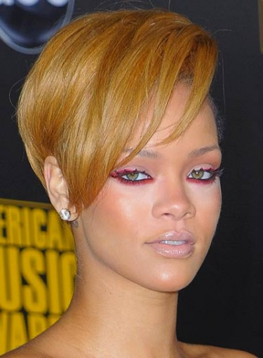 Copy Rihanna's Bold Eye Makeup