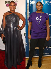 Celeb Body Type Queen Latifah