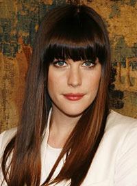 Worst Haircut for Oblong Faces Liv Tyler