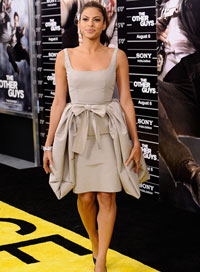 eva mendes fall trends