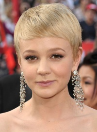 Short Hair Carey Mulligan