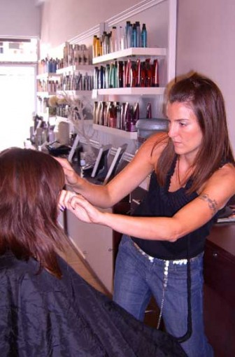 Cool Beauty Job: Hairstylist