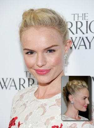 kate bosworth braided hairstyle