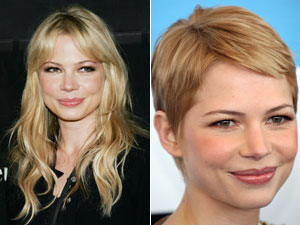 Tremendous Dramatic Celebrity Haircuts Beauty Riot Short Hairstyles Gunalazisus