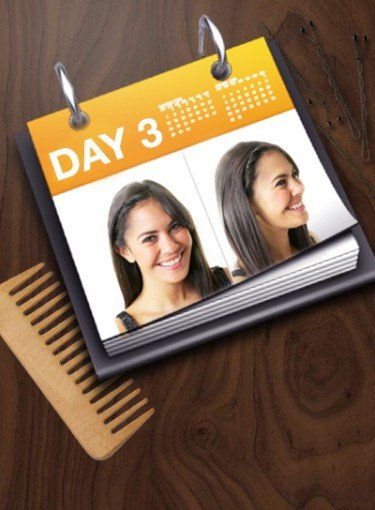 Hair Dare: 6 Days, 6 Styles