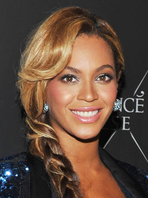 beyonce knowles oblong face shape makeup