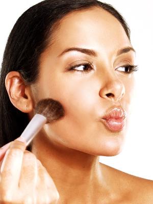 makeup tips cheeks