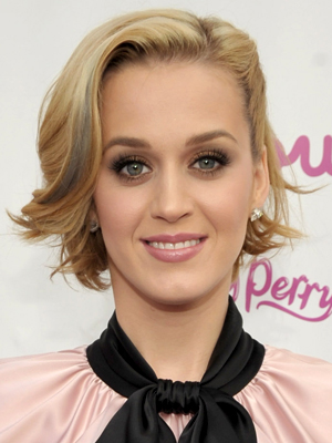 katy perry haircut and hairstyle