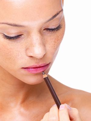 makeup tips lip liner