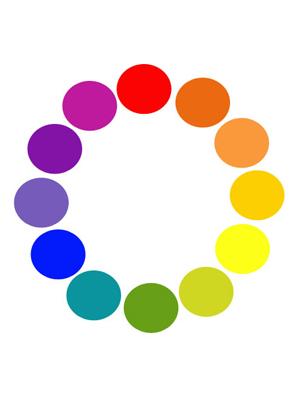 makeup tips color wheel