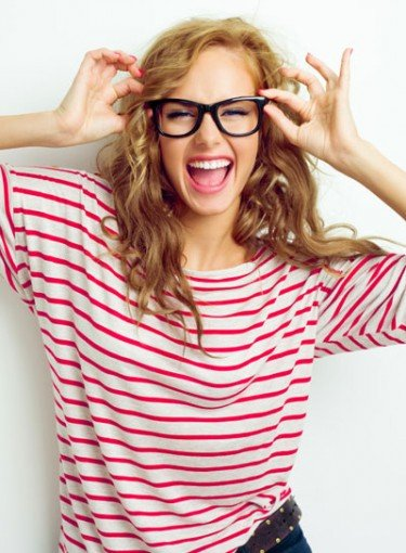 Got Glasses? Top Eye Makeup Tips