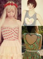 Real Girls Wear: Valentine's Day Looks