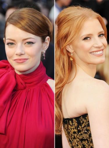 Best Oscar Hair & Makeup
