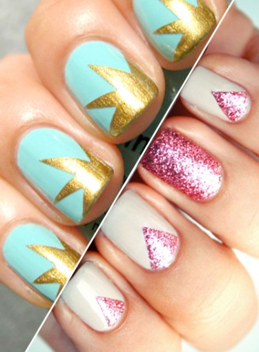 Top 10 Prom Nail Art How Tos Beauty Riot