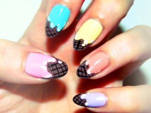 7 Cool Nail Art Ideas Beauty Riot