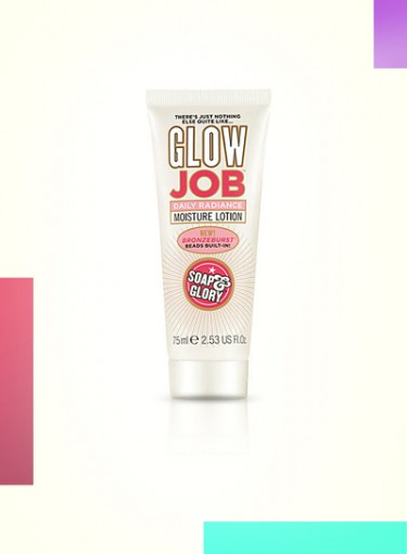 Soap & Glory Glow Job Giveaway