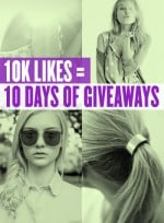 10K = 10 Days of Giveaways