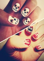 Monster Mash: Halloween Nail Art