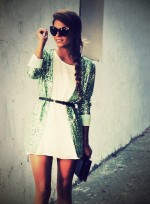 Glitz Blitz: Sparkles and Sequins