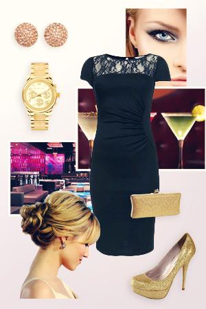 How To Wear A Little Black Dress Beauty Riot
