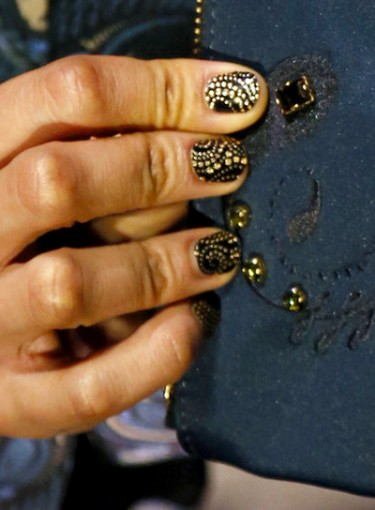 Easy DIY: Nail Art From NYFW
