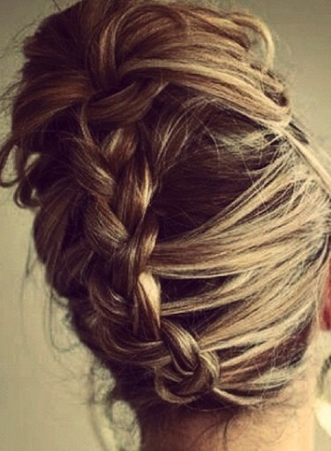 3 Bridesmaid Updos