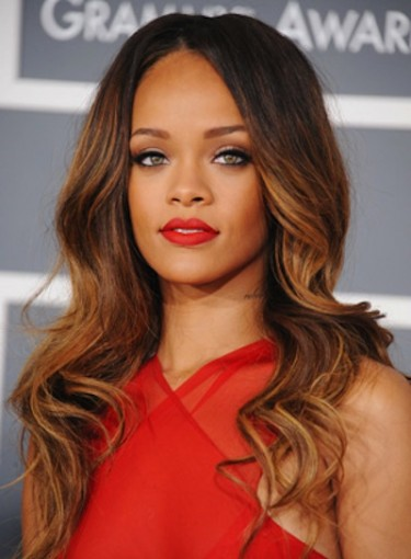 Hairstyles for Diamond Faces -- Celebrity Edition