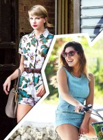 8 Celebs Who's Summer Romper Game Is On Lock