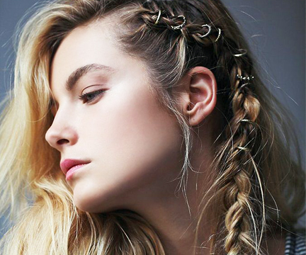 9 Second Day Hairstyles That'll Amp Up Your Hair Game
