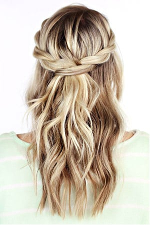 Long hairstyles - long hair tutorials.