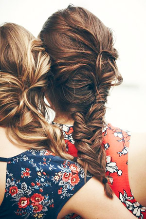 Easy summer hairstyles braids 9 easy summer braids you can actually do yourself solutioingenieria Images