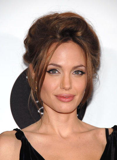 Swell Angelina Jolie Beauty Riot Short Hairstyles For Black Women Fulllsitofus